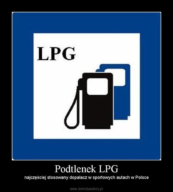 Podtlenek LPG – najczęściej stosowany dopalacz w sportowych autach w Polsce