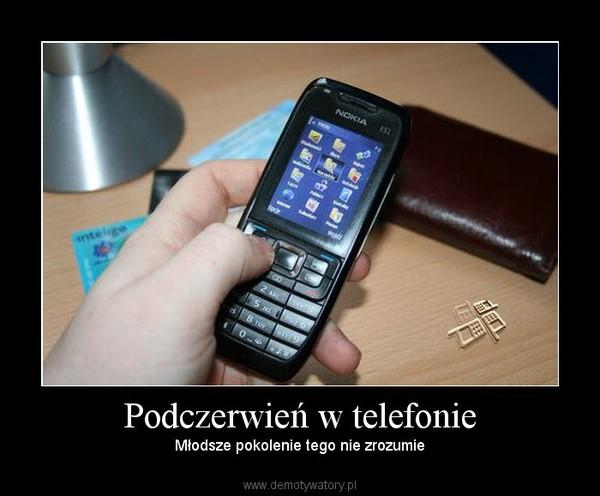 Podczerwień w telefonie – Młodsze pokolenie tego nie zrozumie