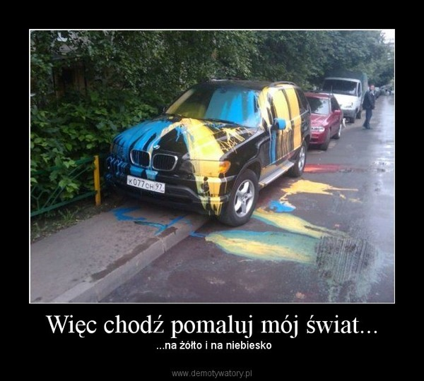 301dfef87fcab9 Więc chodź pomaluj mój świat... – ...na żółto i na
