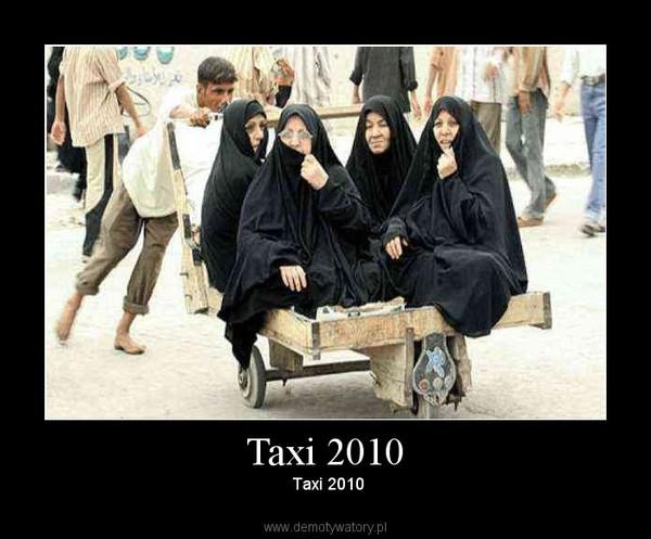Taxi 2010 –  Taxi 2010