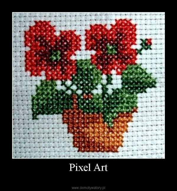 Pixel Art –