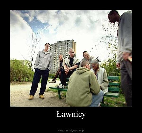 Ławnicy –