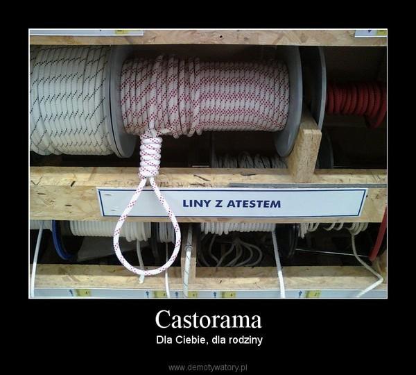 Castorama –  Dla Ciebie, dla rodziny
