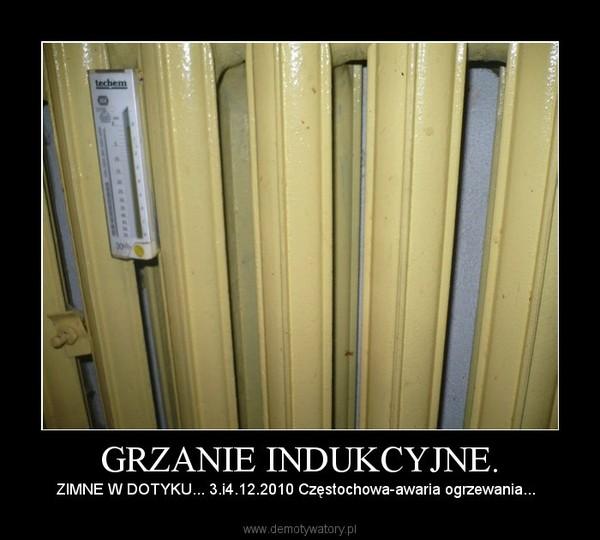 GRZANIE INDUKCYJNE. – Demotywatory.pl