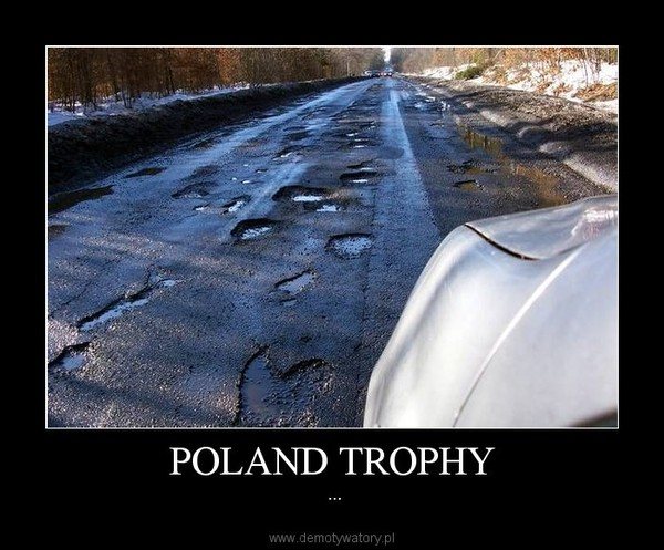 POLAND TROPHY – ...