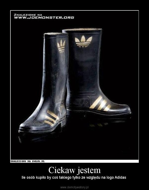 Ciekaw jestem – Ile osób kupiło by coś takiego tylko ze względu na logo Adidas