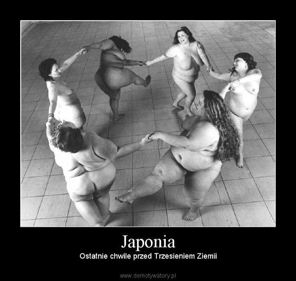 Japonia – Ostatnie chwile przed Trzesieniem Ziemii