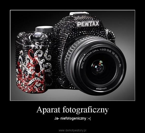 Znalezione obrazy dla zapytania aparat fotograficzny