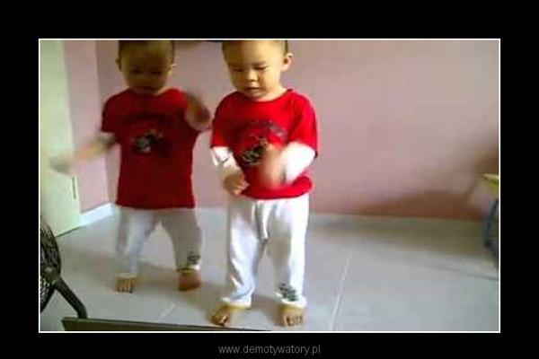 Little gangnam style! –