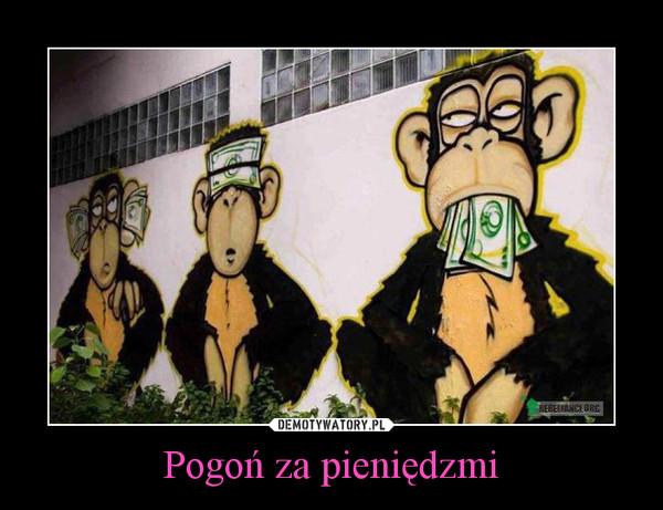Pogoń za pieniędzmi –