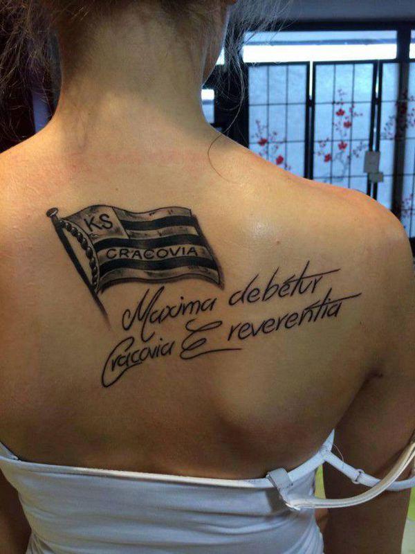 25 Niesamowitych Tatuaży Fanów Piłki Nożnej Demotywatorypl