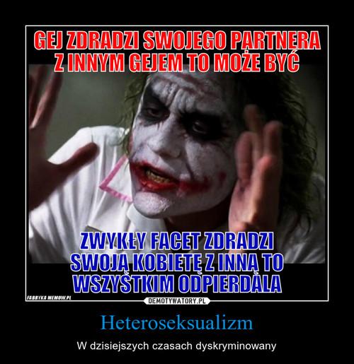 Heteroseksualizm