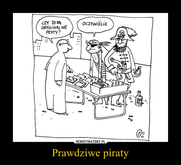 Prawdziwe piraty –