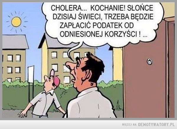 Podatki w Polsce...wkrótce –