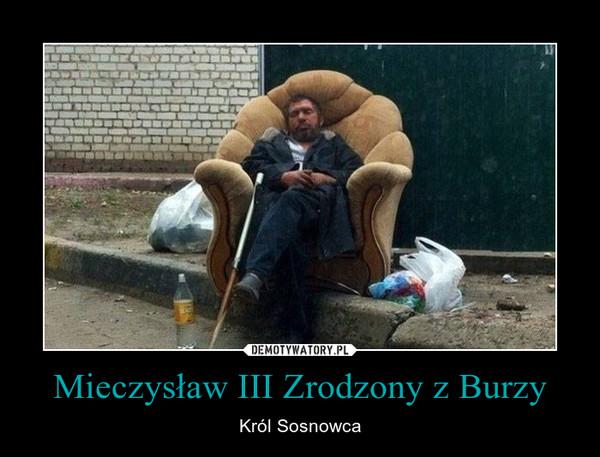 Mieczysław III Zrodzony z Burzy – Król Sosnowca