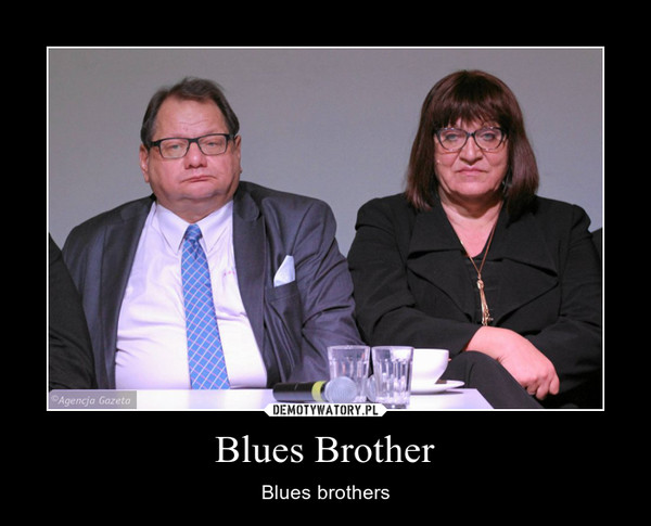 Blues Brother – Blues brothers