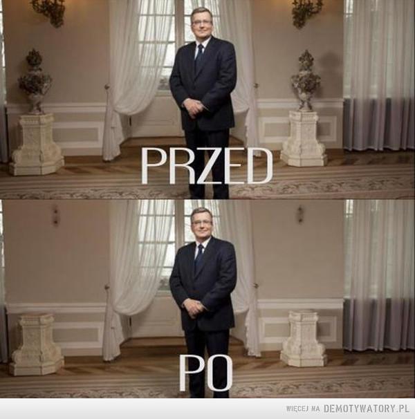 Kradzież w Pałacu Prezydenckim –