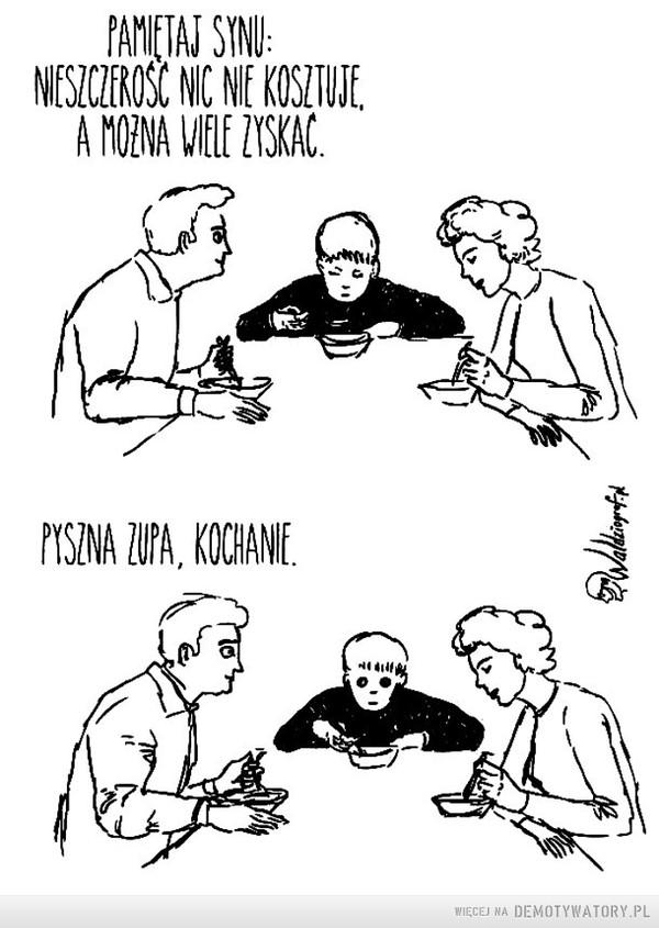 Pyszna zupa –