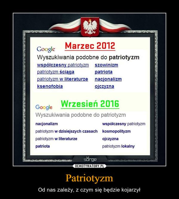 Patriotyzm – Od nas zależy, z czym się będzie kojarzył