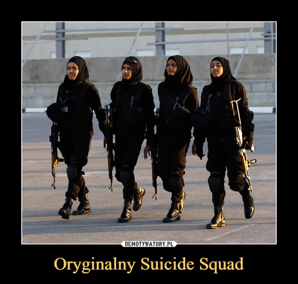 Oryginalny Suicide Squad –