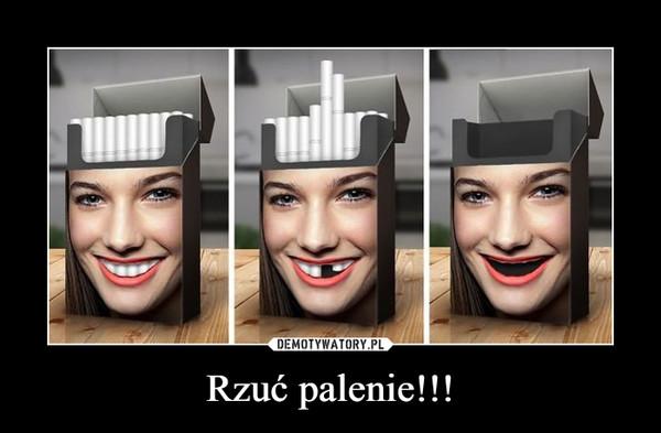 Rzuć palenie!!! –