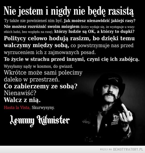 Lemmy Kilmister –