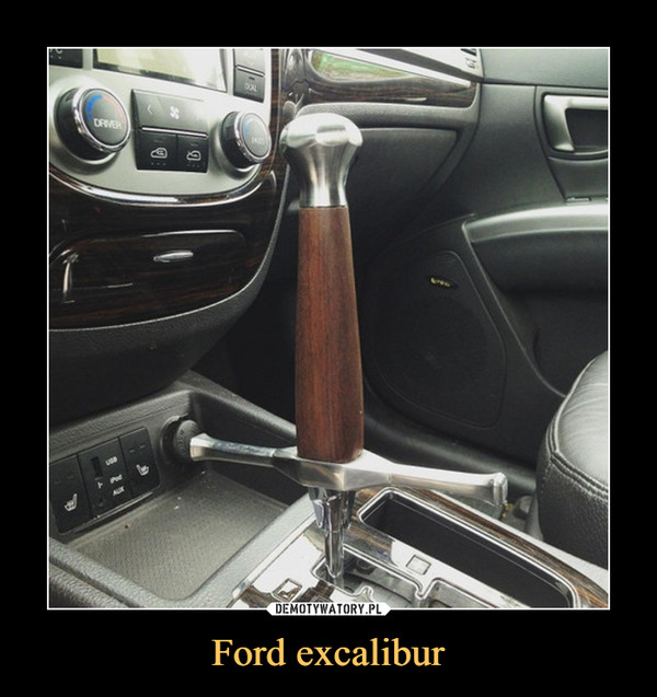 Ford excalibur –
