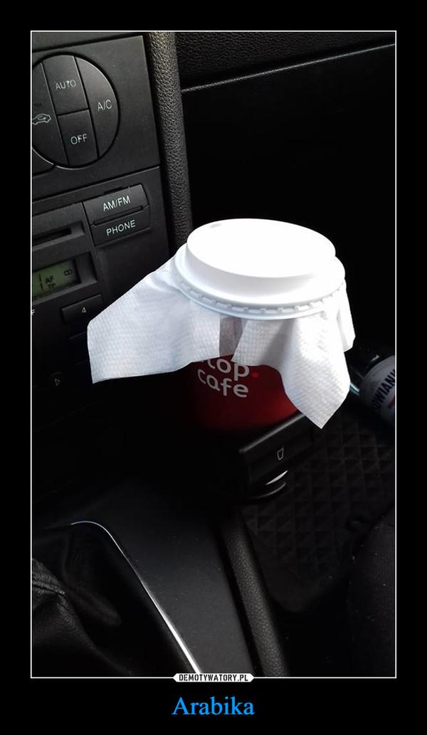 Arabika –  cafe