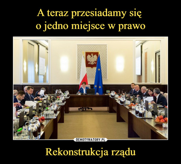 Rekonstrukcja rządu –