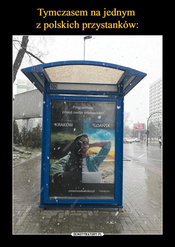 –  Programisto, zmień swoje środowisko Kraków Gdańsk
