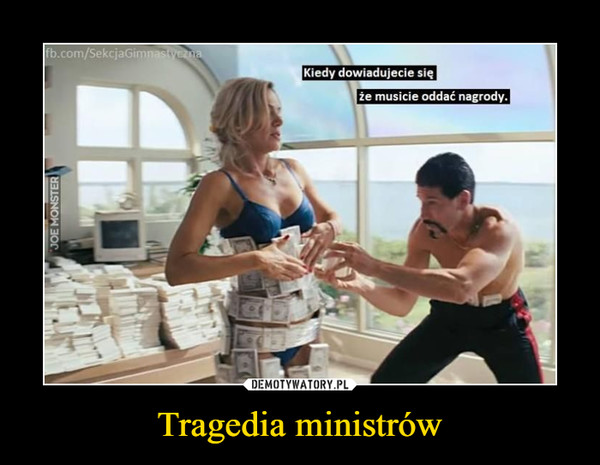 Tragedia ministrów –