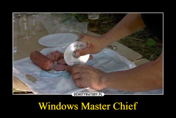 Windows Master Chief –