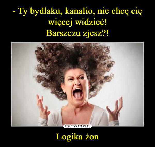 Logika żon –