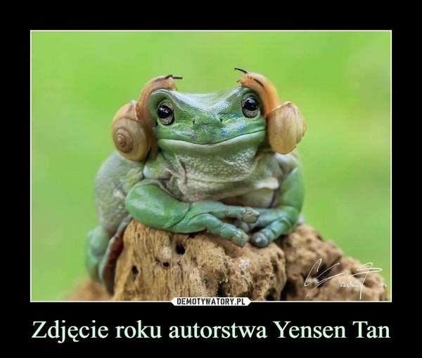 Zdjęcie roku autorstwa Yensen Tan –