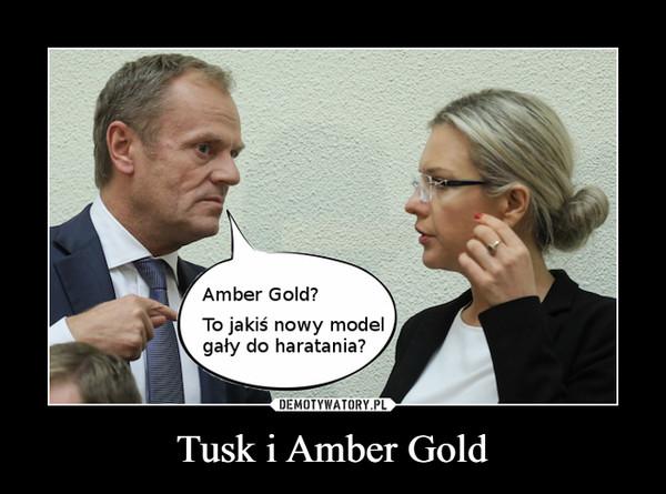 Tusk i Amber Gold –