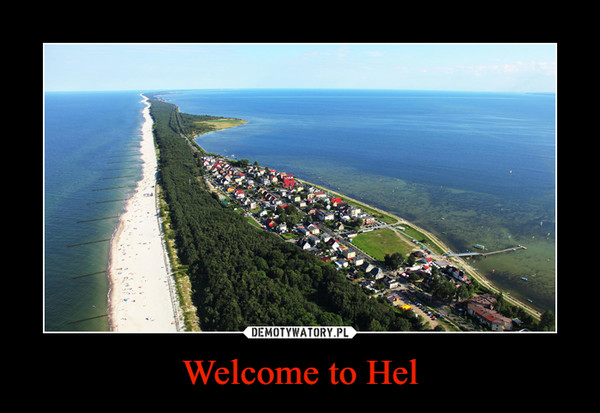 Welcome to Hel –
