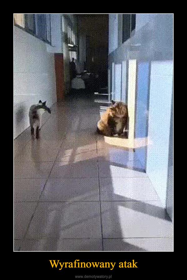 Wyrafinowany atak –