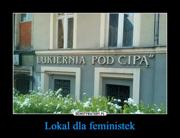 Lokal dla feministek –