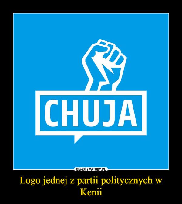 Logo jednej z partii politycznych w Kenii –