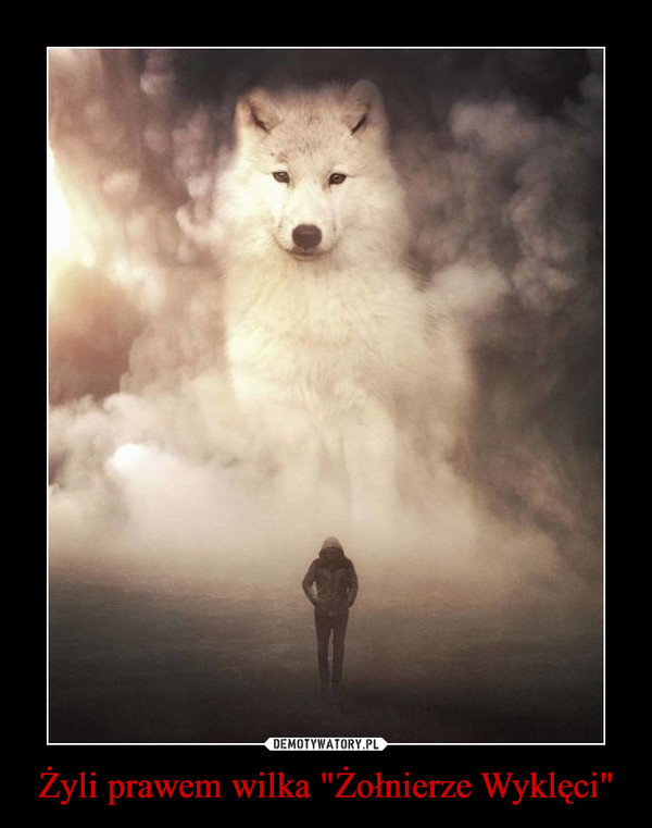 """Żyli prawem wilka """"Żołnierze Wyklęci"""" –"""
