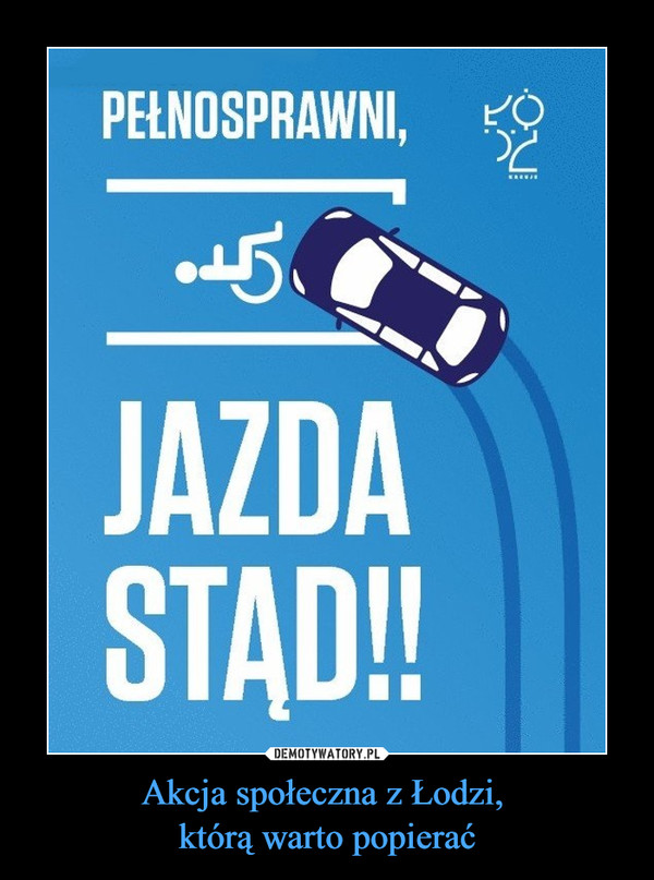 Akcja społeczna z Łodzi, którą warto popierać –