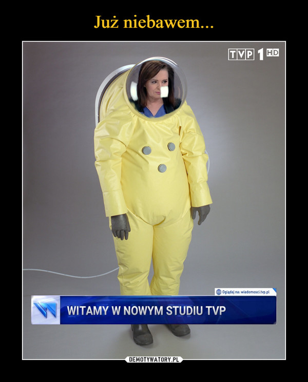 –  Witamy w nowym studiu TVP
