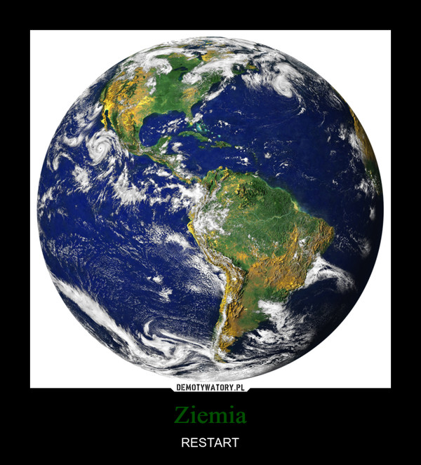 Ziemia – RESTART