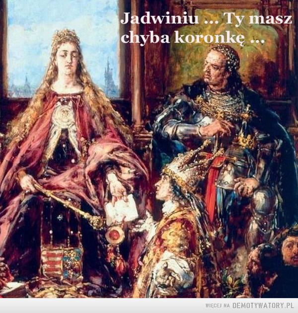 Władek Jagiełło i Jadwinia –