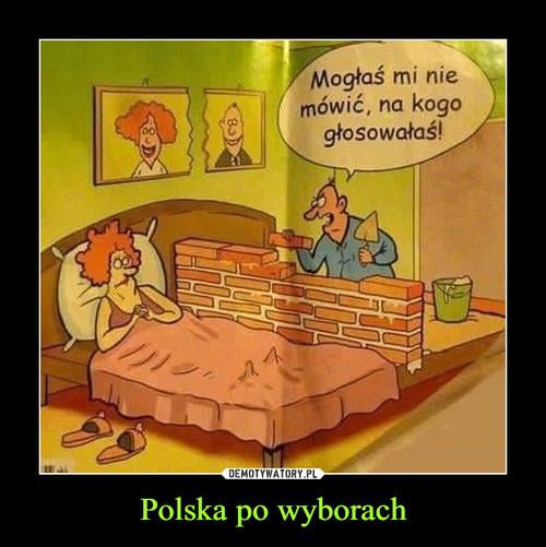 Polska po wyborach