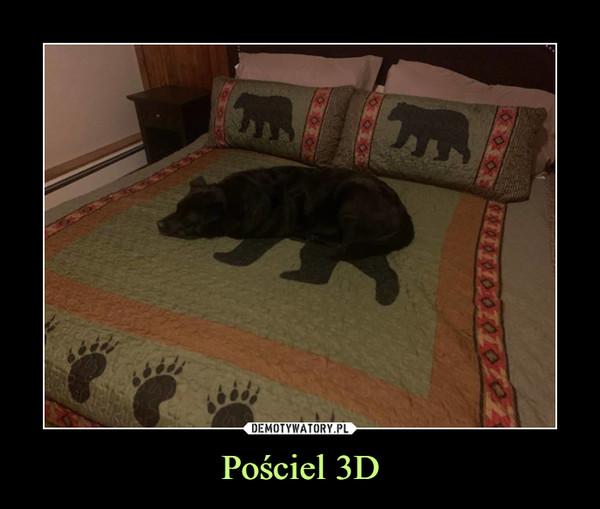 Pościel 3D –