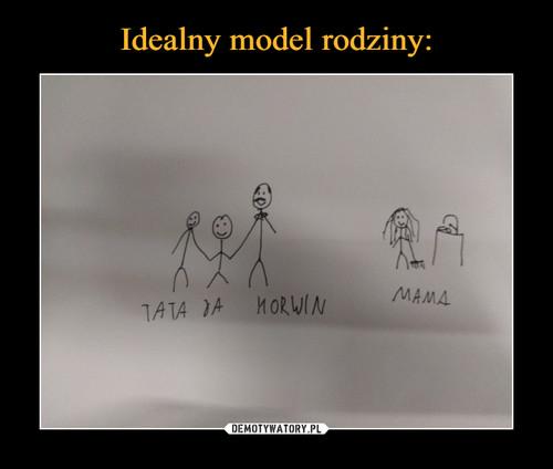 Idealny model rodziny: