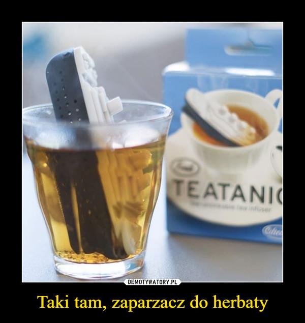 Taki tam, zaparzacz do herbaty –