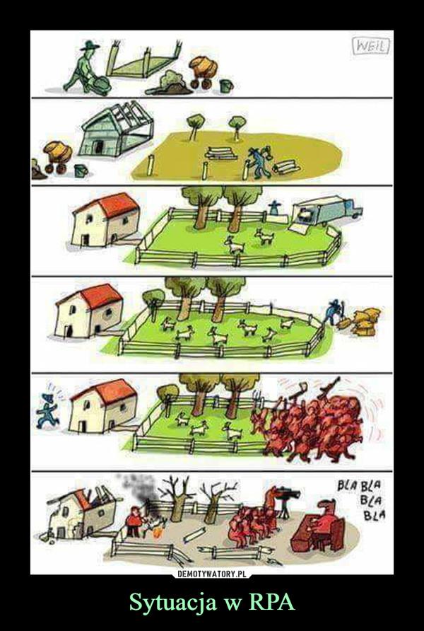 Sytuacja w RPA –