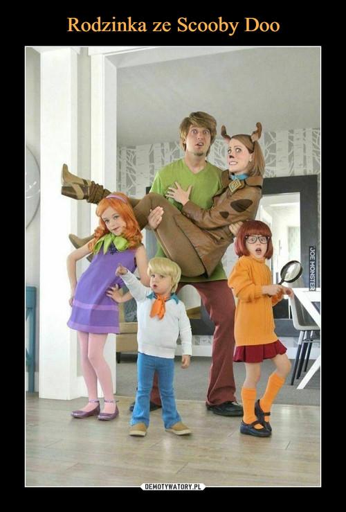 Rodzinka ze Scooby Doo